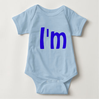 mommys little boy baby bodysuit