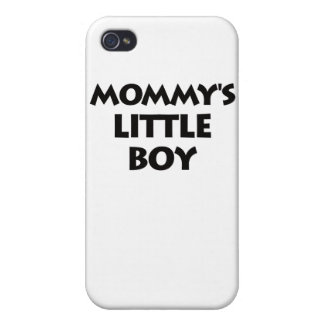 Mommy's Little Boy iPhone 4 Cover
