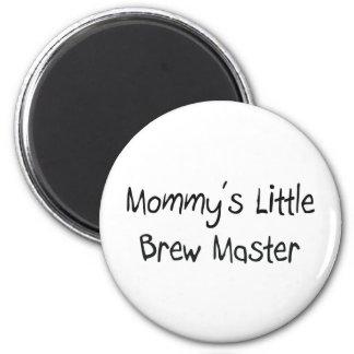 Mommys Little Brew Master Magnet