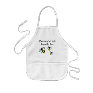 Mommy's Little Bumble Bee Apron