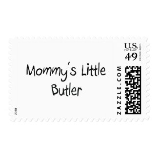 Mommys Little Butler Stamps