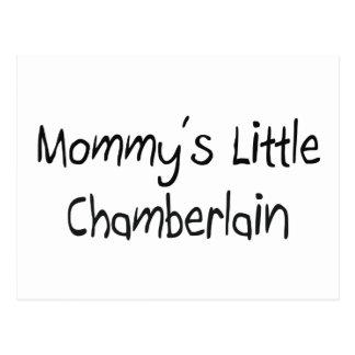 Mommys Little Chamberlain Postcard