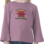 Mommy's Little Chatterbox Tee Shirt