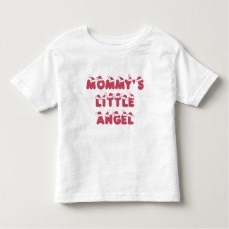 Mommy's little (Christmas) angel Toddler T-shirt