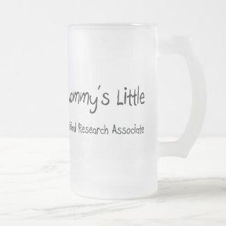 Mommys Little Clinical Research Associate Coffee Mugs