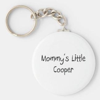 Mommys Little Cooper Keychain