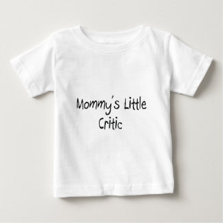Mommys Little Critic Tees