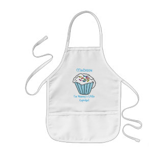 Mommy's Little Cupcake Kids' Apron