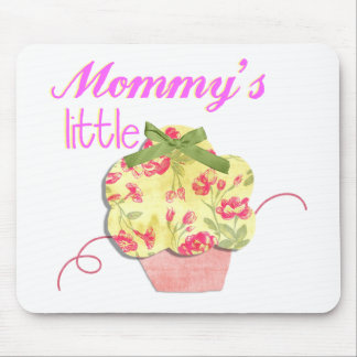 Mommy's Little Cupcake Mouse Pad
