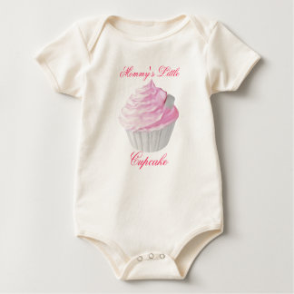Mommy's Little Cupcake Onsie Baby Bodysuit