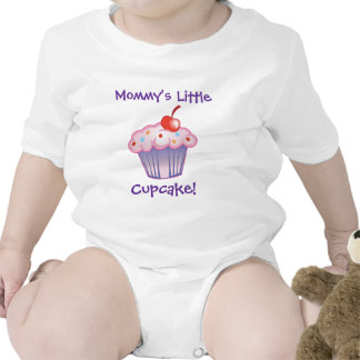 Mommy's Little Cupcake Tees