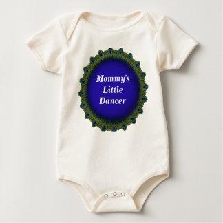 Mommy's Little Dancer Baby Bodysuit