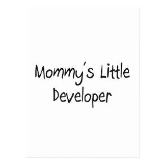 Mommys Little Developer Postcards