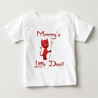 Mommys Little Devil Baby T-Shirt