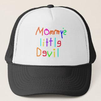 Mommys Little Devil Trucker Hat