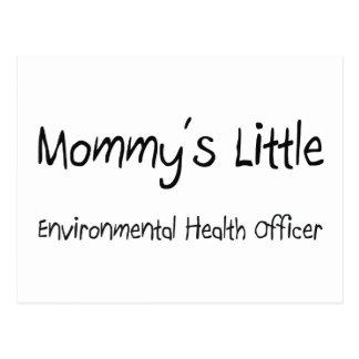 Mommys Little Environmental Health Officer Postcards
