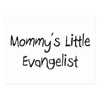 Mommys Little Evangelist Postcard