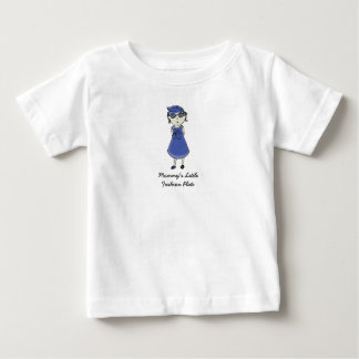 Mommy's Little Fashion Plate T-shirt