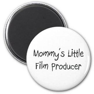 Mommys Little Film Producer Magnet