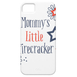 Mommy's Little Firecracker iPhone SE/5/5s Case