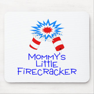 Mommys Little Firecracker Mouse Pad