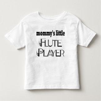 Mommy's Little Flute Player T-shirt