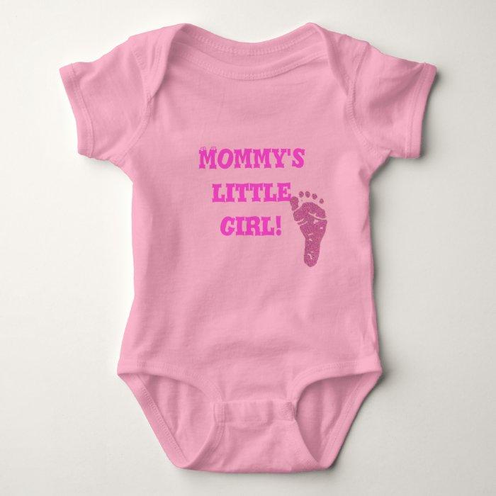 Mommy's little girl! baby bodysuit