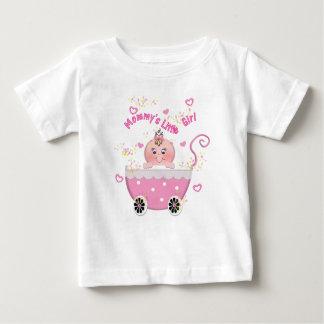 Mommy's Little Girl Baby Buggy Infant Tshirt