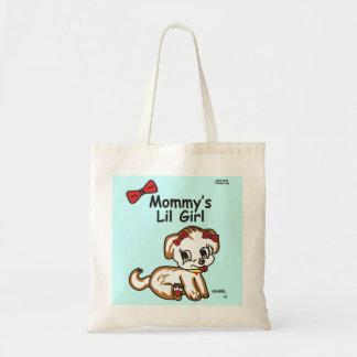 Mommy's Little Girl Tote Bag