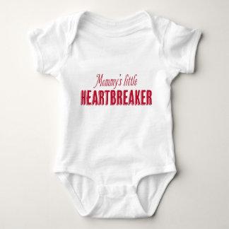 Mommy's Little Heartbreaker Valentine's Day Tee