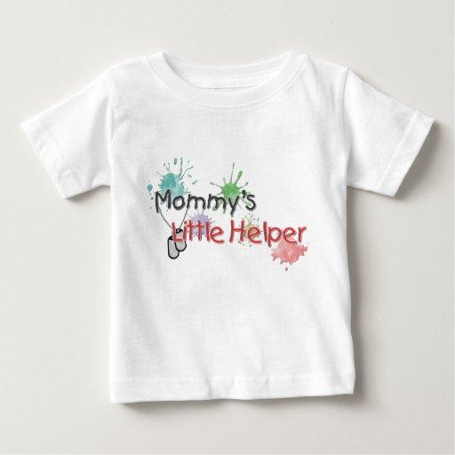 Mommy's Little Helper Baby T-Shirt