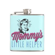 Mommy's Little Helper Flask