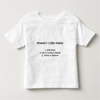 Mommy's Little Helper Shirt