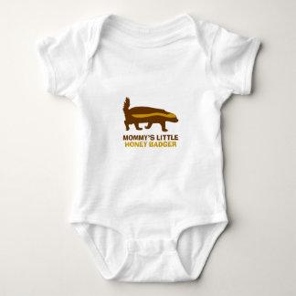 Mommy's Little Honey Badger Baby Bodysuit