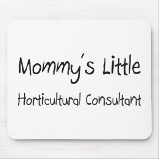 Mommys Little Horticultural Consultant Mouse Mat