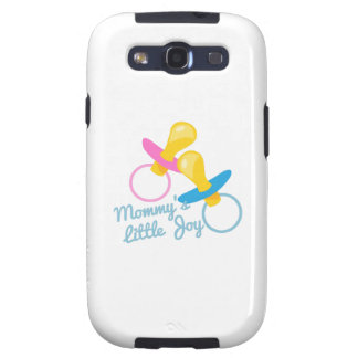 Mommy's Little Joy Galaxy S3 Covers
