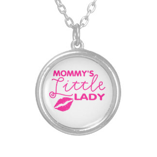 MOMMY'S LITTLE LADY NECKLACE