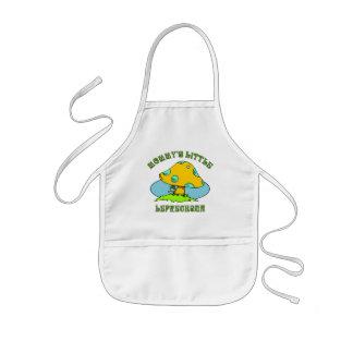 Mommy's Little Leprechaun Kids' Apron