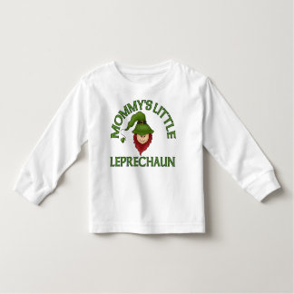 Mommy's Little Leprechaun Toddler Shirt