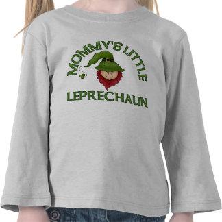 Mommy's Little Leprechaun Toddler Shirt T Shirt