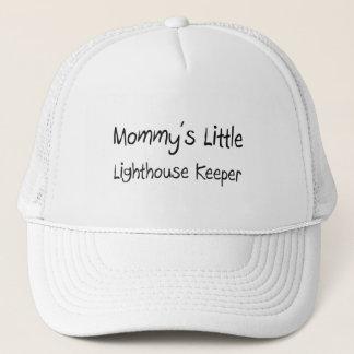 Mommys Little Lighthouse Keeper Trucker Hat