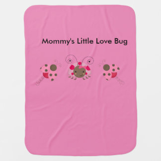 Mommy's Little Love Bug Blanket
