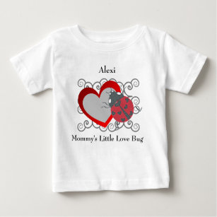 1ab4c283fb2 Mommy's Little Love Bug T-Shirt - Personalized