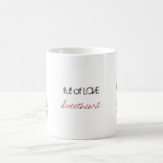 Mommy's Little Lovebug Coffee Mug