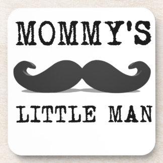 Mommy's Little Man Coaster