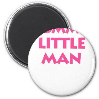 Mommy's Little Man Magnet
