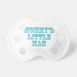 Mommy's little man pacifier