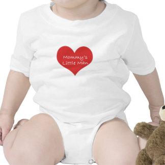 Mommys little man t-shirt