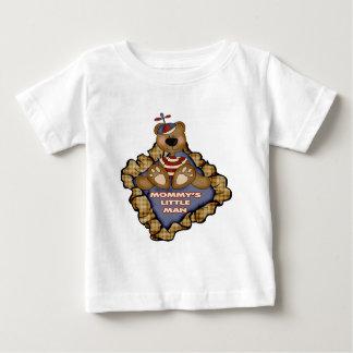 Mommy's Little Man Tee Shirt