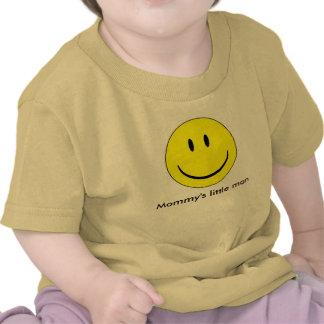 Mommy's little man shirt